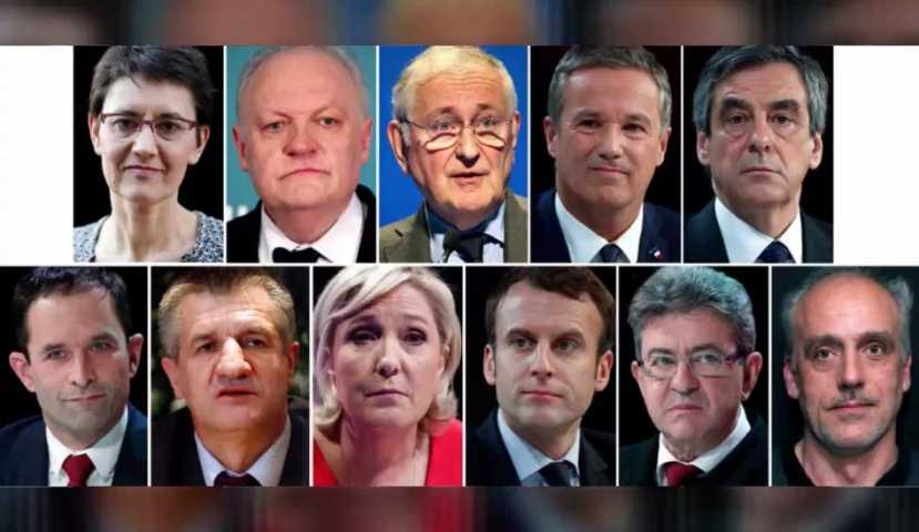 SOCIÉTÉ-11FRANCE- ELECTION PRESIDENTIELLE